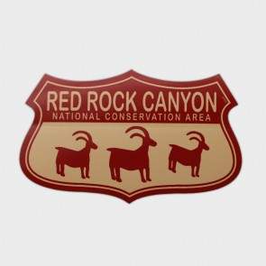 Decal Three Big Horn Sheep