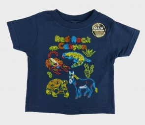 T-Shirt Toddler Animal Glow