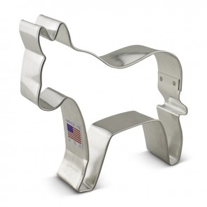 Cookie Cutter Burro