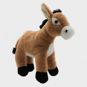 Burro Stuffed Animal 12""