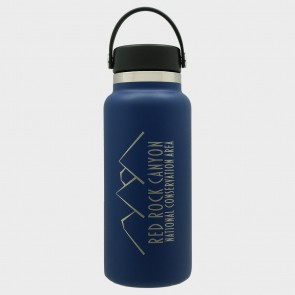 Hydro Flask Red Rock Canyon Wide Mouth 32 oz. Water Bottle