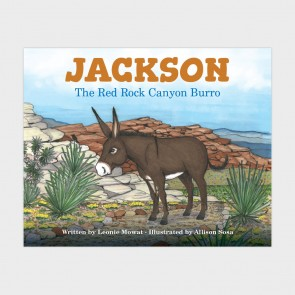 Jackson The Red Rock Canyon Burro Book