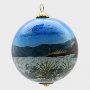Ornament Ball - Red Rock Canyon NCA