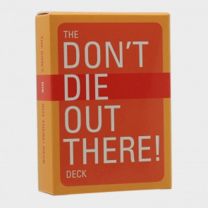 Playing Cards - Don't Die Out There