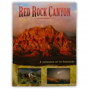 Postcard Packet Red Rock Canyon Images