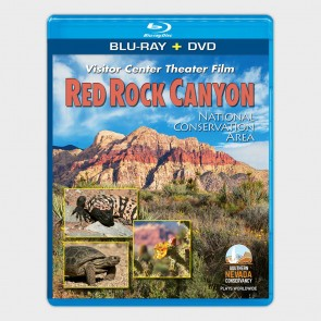 NEW!  Red Rock Canyon Theater Film Blu-Ray DVD