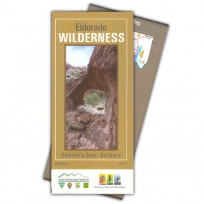 Eldorado Wilderness Map