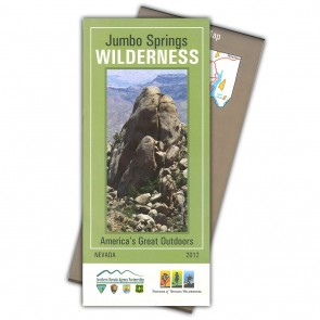 Jumbo Springs Wilderness Map