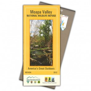 Moapa Valley National Wildlife Refuge Map