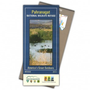 Pahranagat National Wildlife Refuge Map