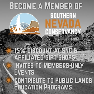 Become a Member of Southern Nevada Conservancy